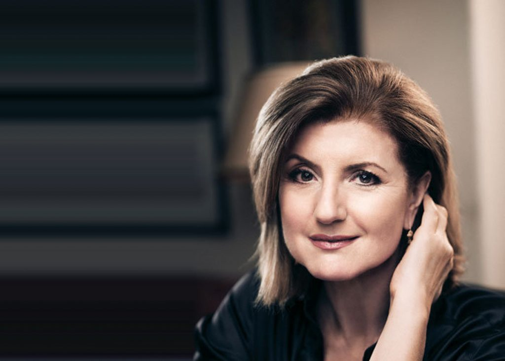 women quotes - Arianna Huffington