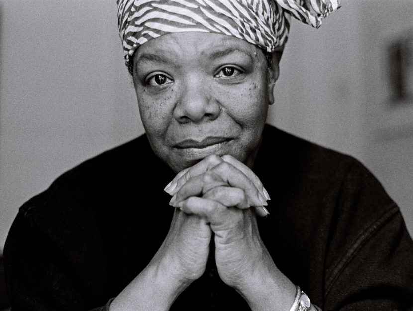 women quotes - Maya Angelou